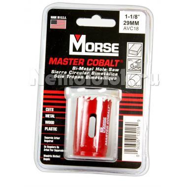 Сверло корончатое Morse д. 29 мм (1-1/8) B/M