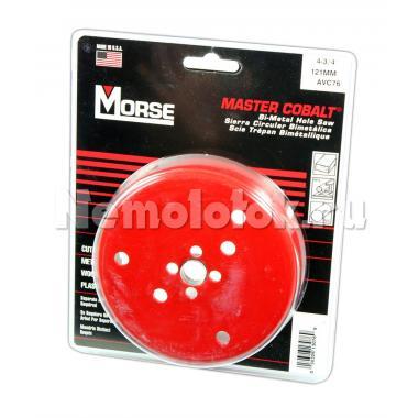 Сверло корончатое Morse д. 121 мм (4-3/4) B/M
