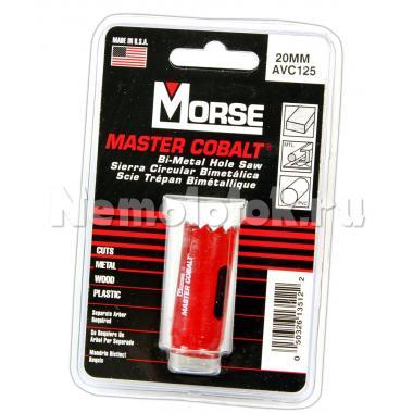 Сверло корончатое Morse д. 20 мм B/M