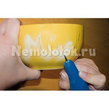Прибор для гравировки с насадками Pebaro (7 насадок) (0207)