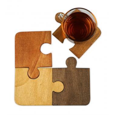 Чайный пазл - подставки