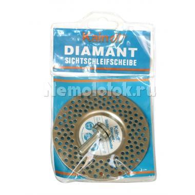 Диск алмазный для заточки инструмента для дрели D110 мм (fein)(зерно D64) (14900)