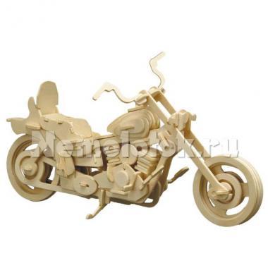 Заготовка из фанеры Мотоцикл Harley Davidson (868/2)