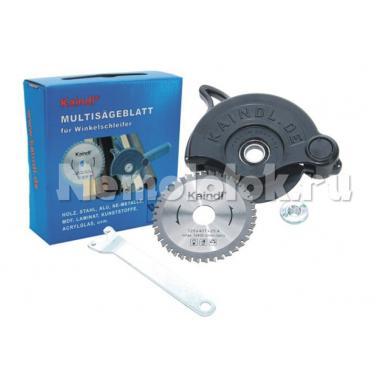 Диск пильный мультифункц. D120 мм д/УШМ 115 и125 с защит. кожухом и пылеудалением (13275)