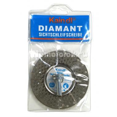 Диск алмазный для заточки инструмента для дрели D110 мм (fein) (зерно D64) для KSS (13560)