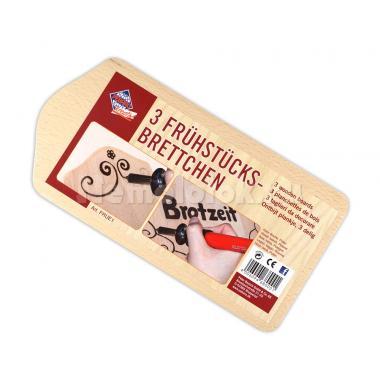 Подставка для завтрака для выжигания (FRUE1)
