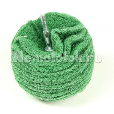 Шар абразивный D 100 (зерно 120) (зеленый) (18076)