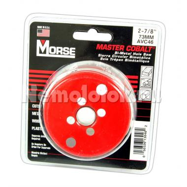 Сверло корончатое Morse д. 73 мм (2-7/8) B/M
