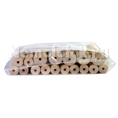 Деревянные заготовки для поделок, 17 шт. (20, 30 мм) (163120)