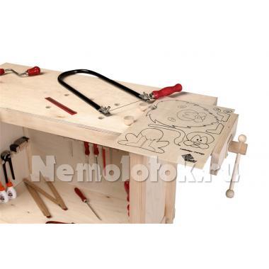 Верстак столярный с нишей для хранения инструментов Pebaro (489)