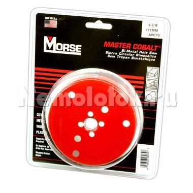 Сверло корончатое Morse д. 111 мм (4-3/8) B/M