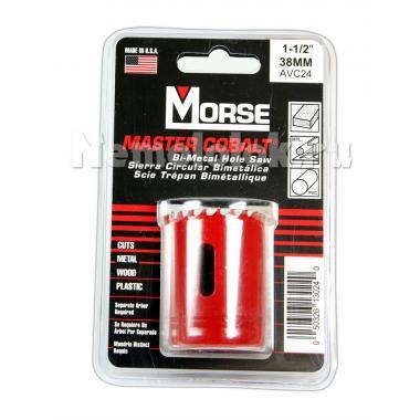 Сверло корончатое Morse д. 38 мм (1-1/2) B/M