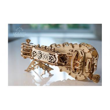 3D-пазл механический UGears - Харди-Гарди
