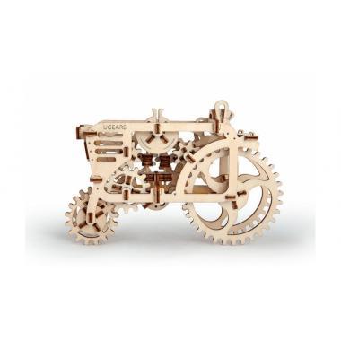 3D-пазл механический UGears - Трактор