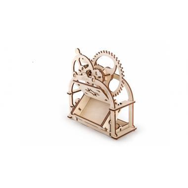 3D-пазл механический UGears - Механическая шкатулка
