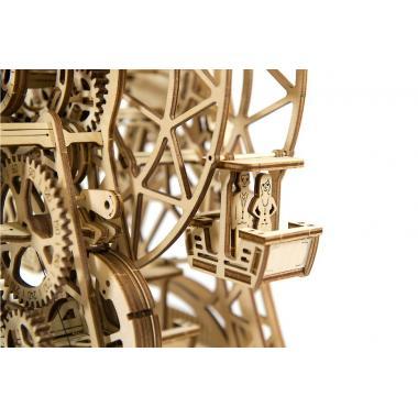3D-пазл механический Wooden.City Колесо обозрения