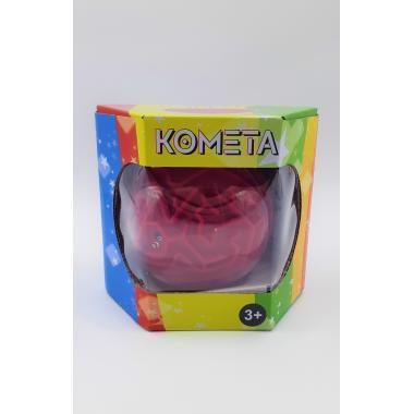 Комета-лабиринт Kakadu красная (лёгкий)