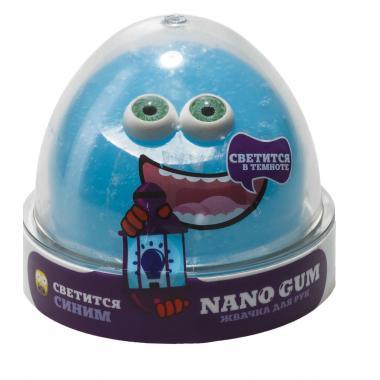 """Жвачка для рук NanoGum """"Морси"""". Светится в темноте."""