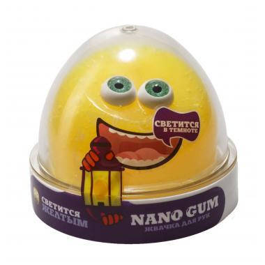 """Жвачка для рук NanoGum """"Сафарик"""". Светится в темноте."""
