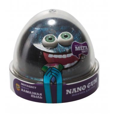 Жвачка для рук NanoGum, эффект алмазной пыли