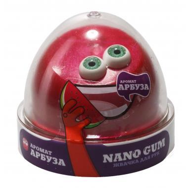 """Жвачка для рук NanoGum """"Арбузи"""". С ароматом арбуза"""