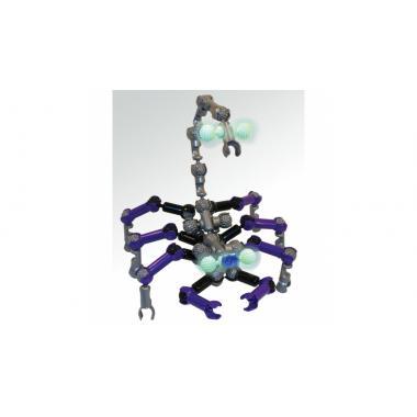 Конструктор пластиковый ZOOB Builder-Z Creepy GLOW Creatures