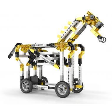 Конструктор с мотором Engino INVENTOR. Набор из 120 моделей
