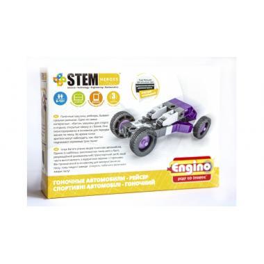 Конструктор Engino STEM HEROES. Набор Скоростные механизмы. Рейсер