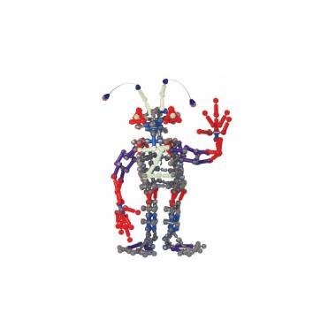 Конструктор пластиковый ZOOB Builder-Z GLOW Alien Creature
