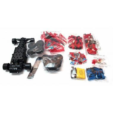 Конструктор Cada Technics, Формула 1, 317 деталей, пульт управления - C51010W