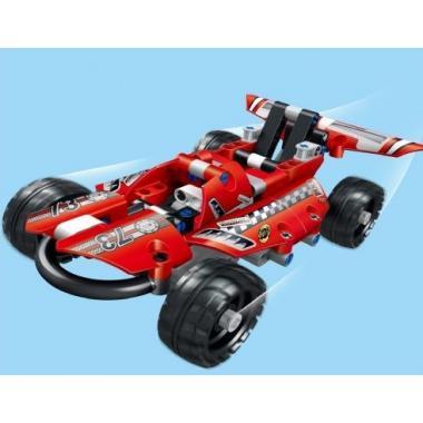 """3D-Конструктор SDL KID-CONSTRUCT """"Гоночный болид, 150 деталей"""""""