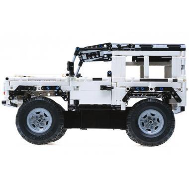 Конструктор Cada Technics, ДЖИП Land Rover