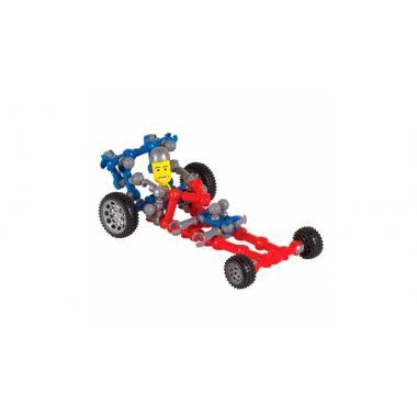 Конструктор пластиковый ZOOB Racer-Z Dragster
