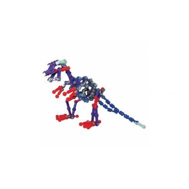 Конструктор пластиковый ZOOB Builder-Z GLOW Dinos