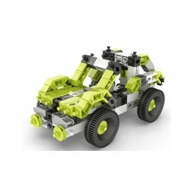 Конструктор Engino PICO BUILDS/INVENTOR Автомобили - 12 моделей
