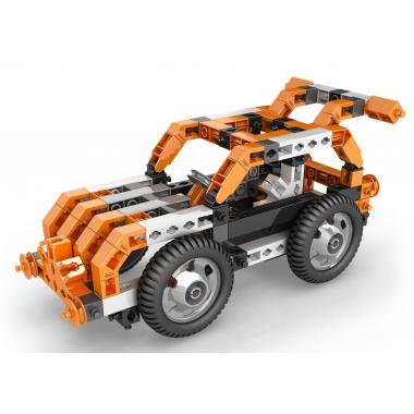 Конструктор с мотором Engino INVENTOR. Набор из 50 моделей