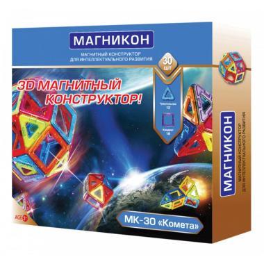 Магнитный конструктор МАГНИКОН MK-30