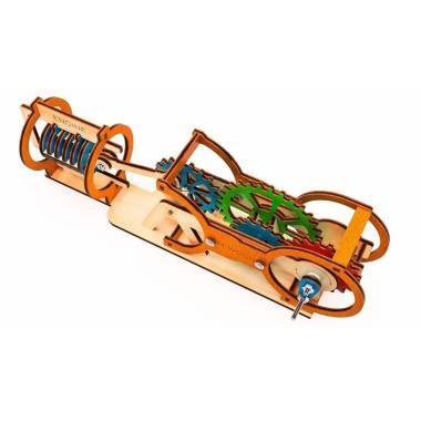 Конструктор 3D деревянный M-WOOD Двигатель