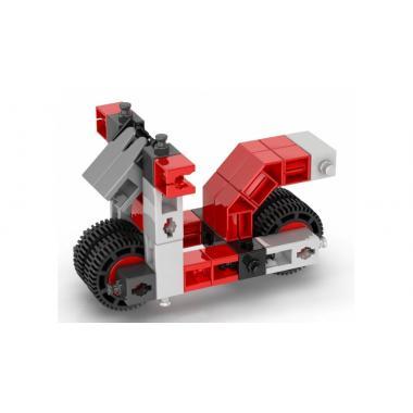 Конструктор Engino PICO BUILDS/INVENTOR Мотоциклы - 4 модели