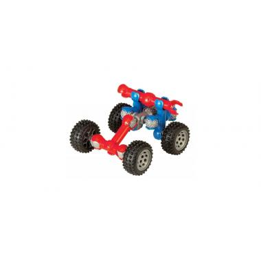 Конструктор пластиковый ZOOB Racer-Z Mini 4-Wheeler