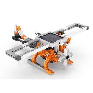 Конструктор с мотором Engino DISCOVERING STEM. Солнечная энергия