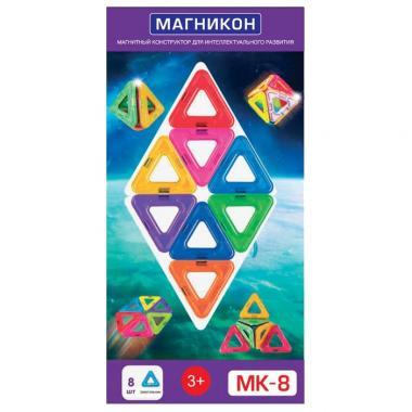 Магнитный конструктор МАГНИКОН MK-8