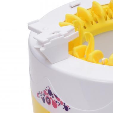 Детская Вязальная Машина КМ025 жёлтая