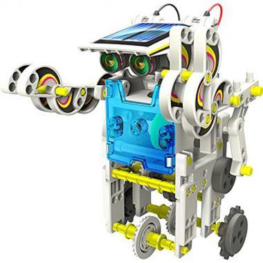 EdiToys Сделай Сам Набор 14 в 1 - Роботостроение