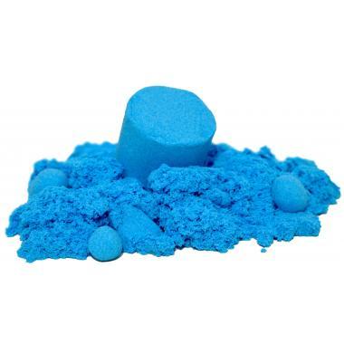 Кинетический пластилин Zephyr Набор 3 цвета по 75 гр (голубой, желтый, розовый)