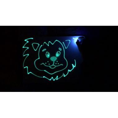 Планшет световой Люми Зуми А3 (рисуем светом)