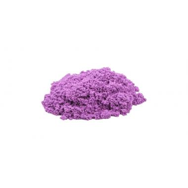 Космический песок Песочница+Формочки Сиреневый 2 кг(коробка)