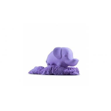 """Кинетический пластилин """"Zephyr"""" (Зефир) цвет фиолетовый 300 гр (дой-пак)"""