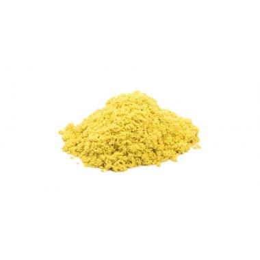 Космический песок Желтый 3 кг