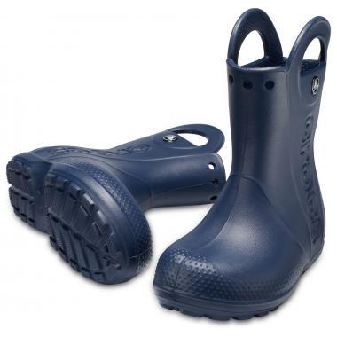 Резиновые сапоги CROCS (т.синий)